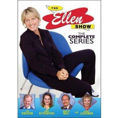 The Ellen Show  The Complete Series  Widescreen