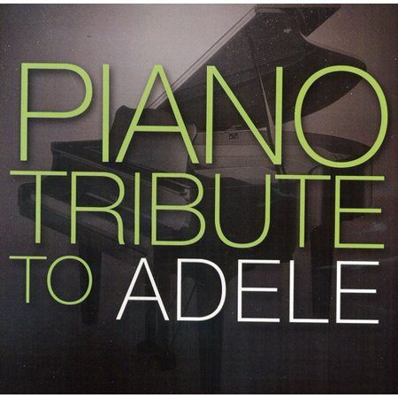 Piano Tribute To Adele   Various