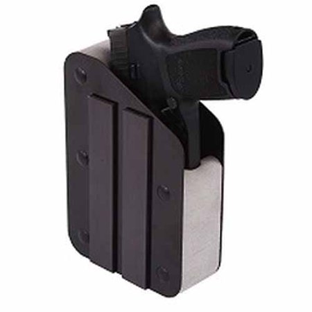 Benchmaster Weaponrac Single Pistol Rac Magnetic Walmart Com