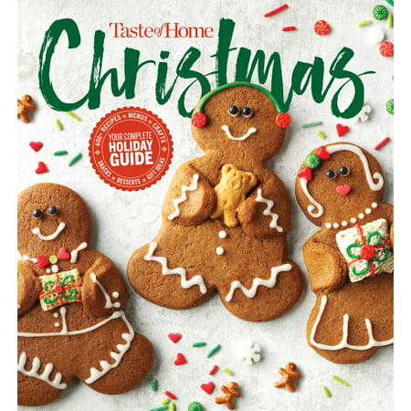 Taste of Home Christmas 2E : 350 Recipes, Crafts, & Ideas for Your Most Magical Holiday Yet!](Pinterest Halloween Craft Ideas For Toddlers)