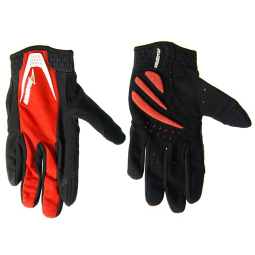 Avenir Serious LF Red/Black Small MTB Glove
