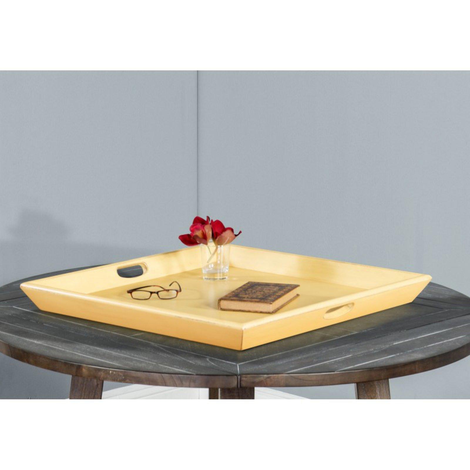 Sunny Designs Ottoman Tray