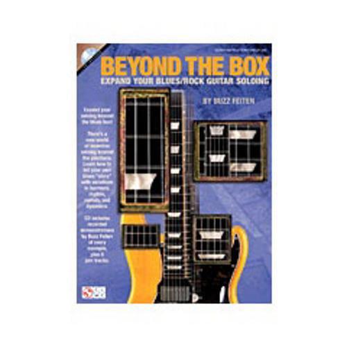 Hal Leonard Beyond the Box-TAB (Book and CD)