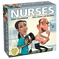 Nurses 2020 Day-To-Day Calendar: Jokes, Quotes, and Anecdotes (Other)