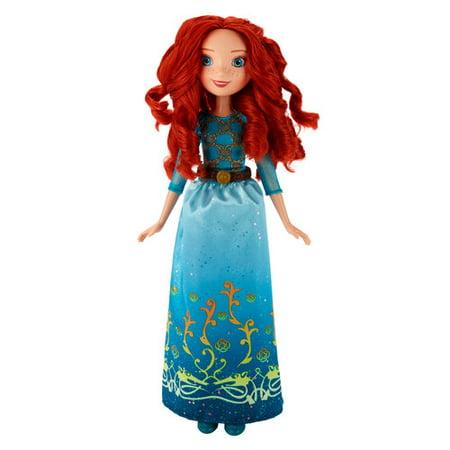 DISNEY PRINCESS CLASSIC MERIDA FASHION - Classic Disney Princess