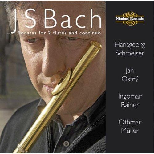 Sonatas For 2 Flutes & Continuo (Jewl)