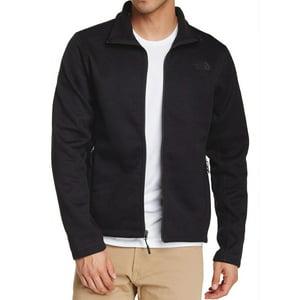Theory NEW Black Mens Size Large L Krestwood Full Zip Ribbed Jacket