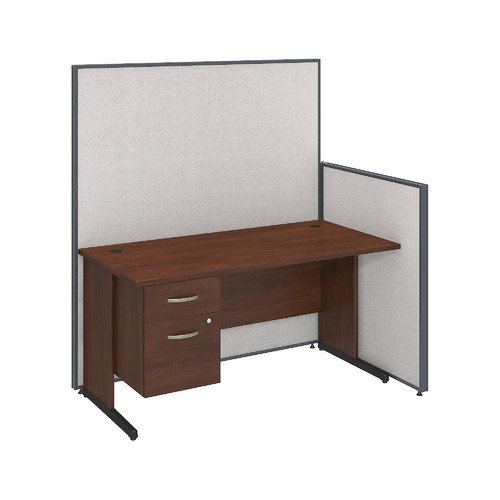 Furniture ProPanel 2-Piece Standard Desk Office Suite - Walmart.com