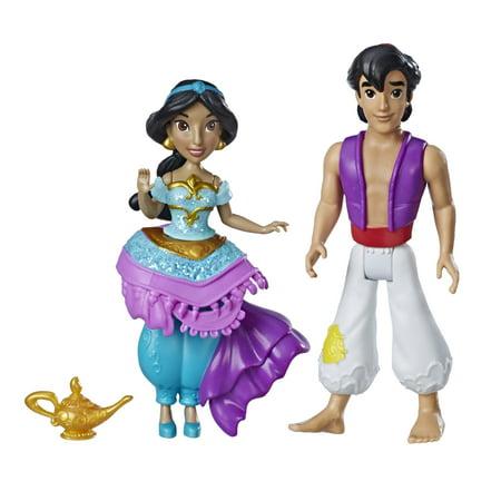 Disney Princess Jasmine And Aladdin Royal Clips Fashion