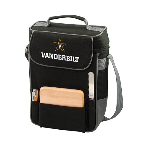 Picnic Time Duet Vanderbilt University Commodores Embroidered