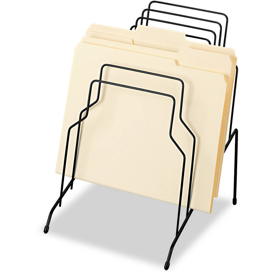 Fellowes Step File, 8 Sections, Wire, 10 1/8w x 12 1/8d x 11 7/8h