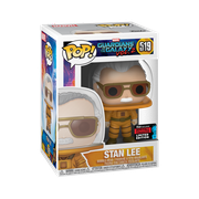 Funko POP Marvel: Stan Lee Cameo - Astronaut - Fall Convention Exclusive