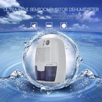 Anself Ultra-mini Semiconductor Dehumidifier Air Dryer