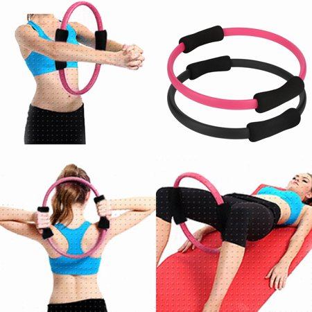 Pilates Ring Magic Circle Dual Grip Sporting Goods Yoga Ring Exercise Fitness - image 2 of 8