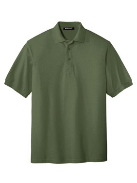 0a32c8e3 Product Image Mafoose Men's Extended Size Silk Touch Polo Shirt Strong Blue  X-Small