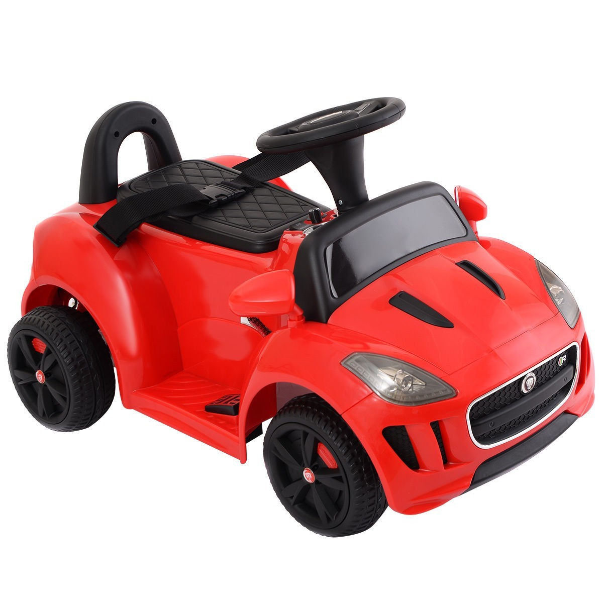 JAGUAR F-TYPE 6V Electric Kids Ride On Car Licensed MP3 Battery Power Red