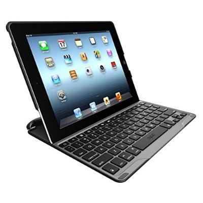 ZAGG PROfolio+ Keyboard Case for iPad 2/3/4