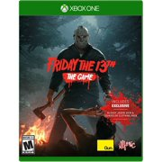 Friday the 13th: The Game, Xbox One, Preowned/Refurbished
