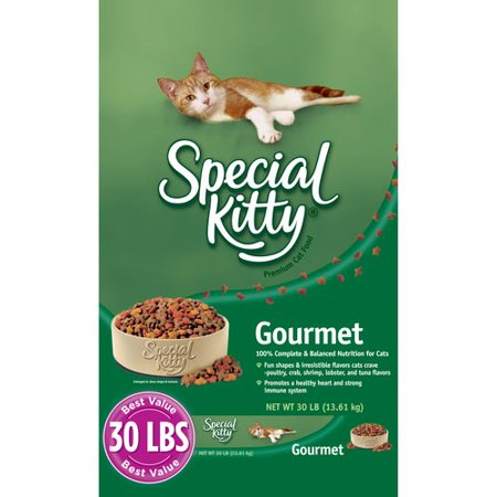 Special Kitty Cat Food Rating