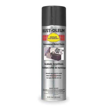 Rust oleum 209590 spray paint metal black 15 oz Black metal spray paint