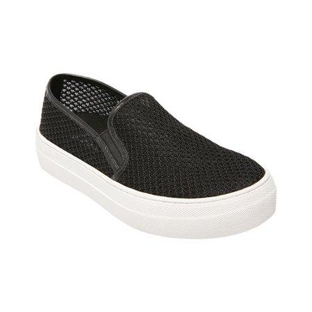 fbe13283518 Women's Steve Madden Gills Slip On Platform Sneaker
