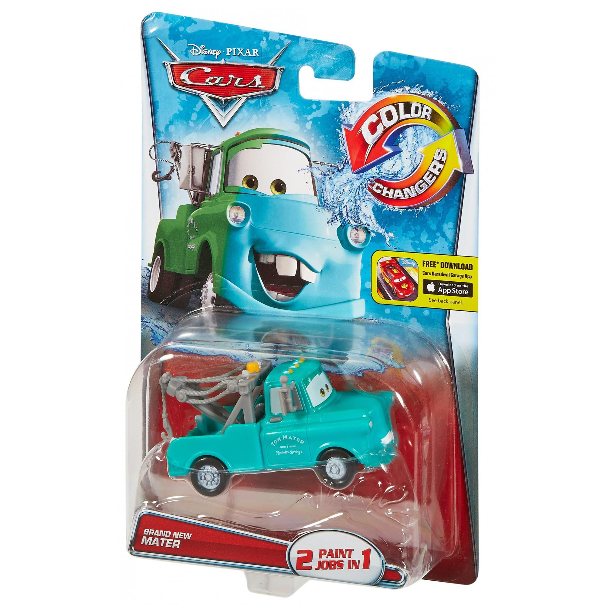 Disney Pixar Cars Color Change Mater Tiendamia Com