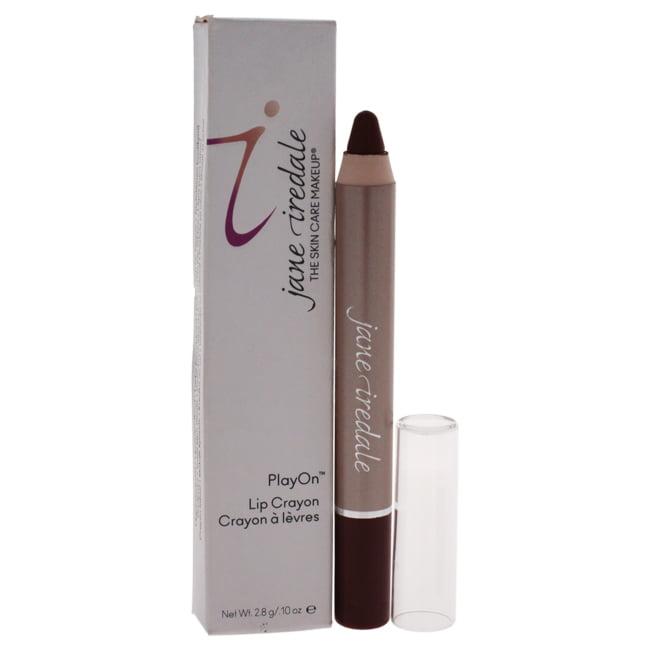 PlayOn Lip Crayon - Luscious by Jane Iredale for Women - 0.10 oz Lip Gloss - image 1 de 1