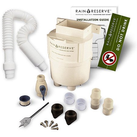 RainReserve Complete Diverter Kit, White ()