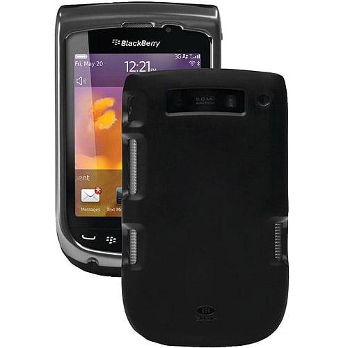 AGF Hard Shell Case for BlackBerry Torch 9800/9810 - Black