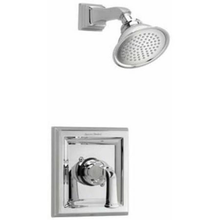 American Standard T555.521.002 Town Square Shower Trim Kit Only with Metal Lever Handle, Available in Various (American Standard Shower Enclosures)