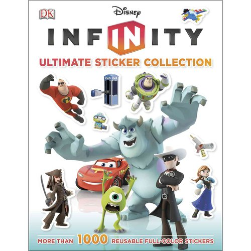 Disney Infinity: Ultimate Sticker Collection