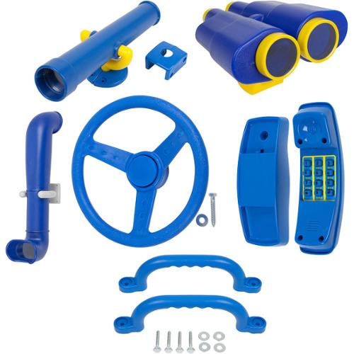 Swing Set Stuff Deluxe Accessories Kit Blue
