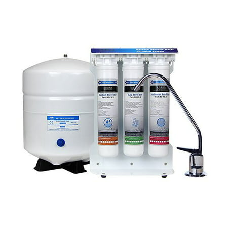 boann reverse osmosis 5 stage water filter system. Black Bedroom Furniture Sets. Home Design Ideas