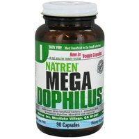 Natren Megadophilus Dairy-Free Capsules, 90 CT