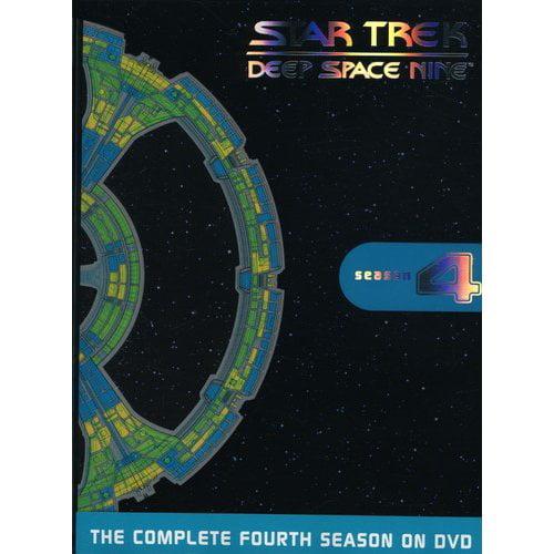 Star Trek: Deep Space Nine: The Complete Fourth Season (Full Frame)