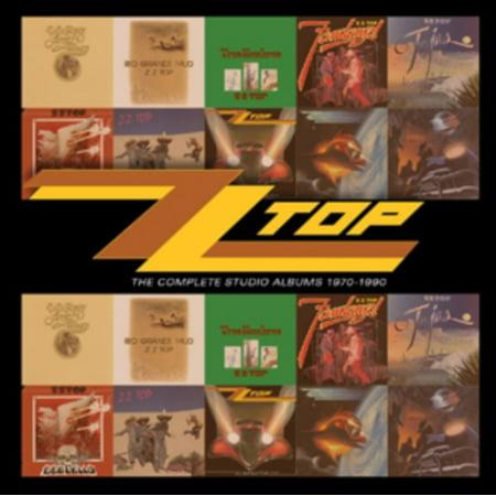 The Complete Studio Albums (CD)