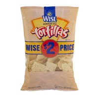 Wise Restaurant Style Tortilla Chips, 11 Oz.