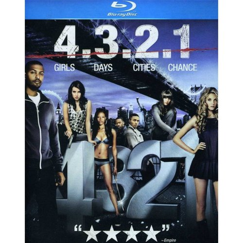 4.3.2.1 (Blu-ray) (Widescreen)