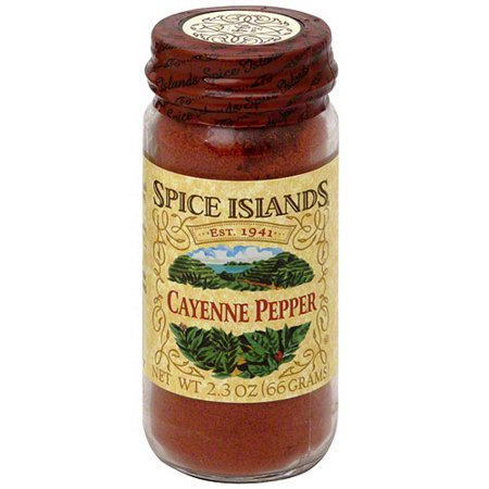 Spice Islands Cayenne Pepper, 2.3 oz (Pack of 3)