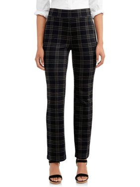Women's Knit Bootcut Pant