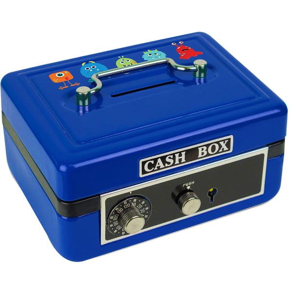 Personalized Monster Mash Cash Box