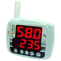 General Tools & Instruments LTH8809DL Data Logging Temperature-Humidity Monitor