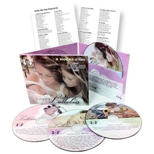 Sweet Lullabies CD Set (Set of 4)