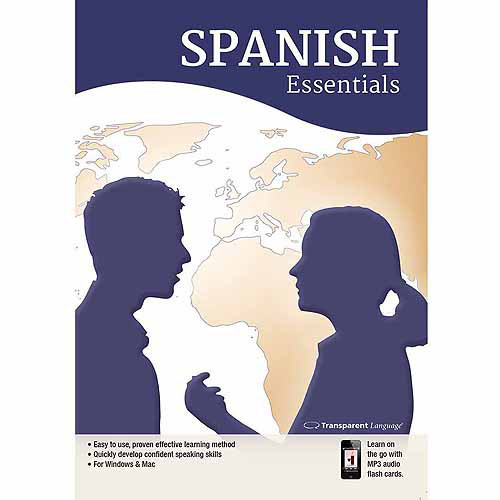 Transparent Language Spanish Essentials (Digital Code)