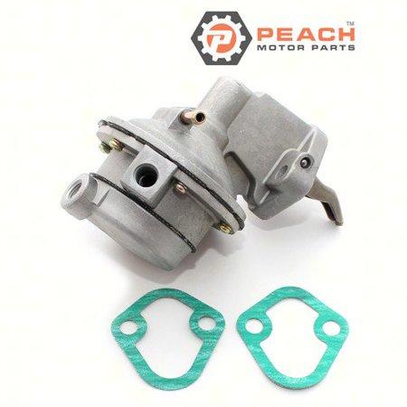 Magnetek Pump Motors (Fuel Pump, Mechanical; Replaces Mercruiser®: 861677T, 818383T, Mercury Marine®: 861677T, Sierra®: 18-8860)