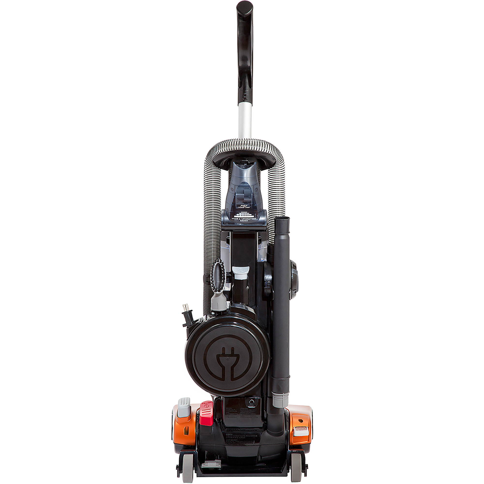 Eureka Brushroll Clean With Suctionseal Bagless Upright