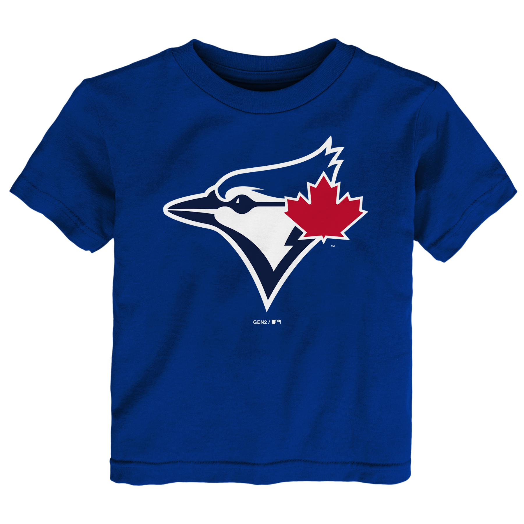 Toronto Blue Jays Toddler Primary Logo T-Shirt - Royal