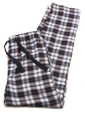 Geoffrey Beene  Plaid Flannel Lounge Pants (Men's)
