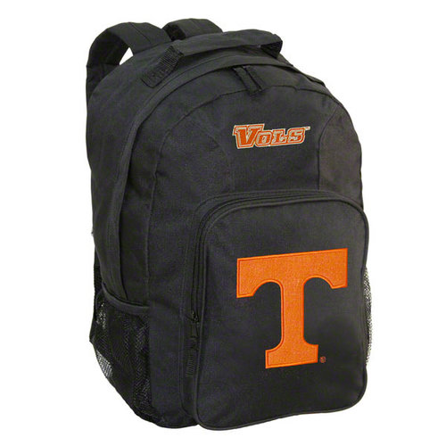 NCAA - Tennessee Volunteers Black Youth Southpaw Backpack