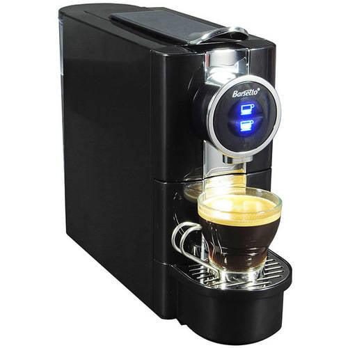 Barsetto Espresso Machine with 20 Capsule Sampler Pack